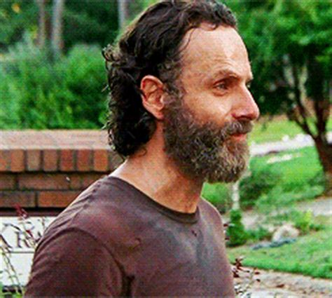 rick grimes hairstyle these 11 walking dead men could kill you with their