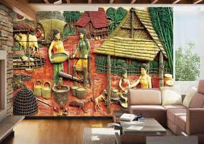 Home Design 3d Remove Wall by Wallpaper 3d Mural In Siliguri