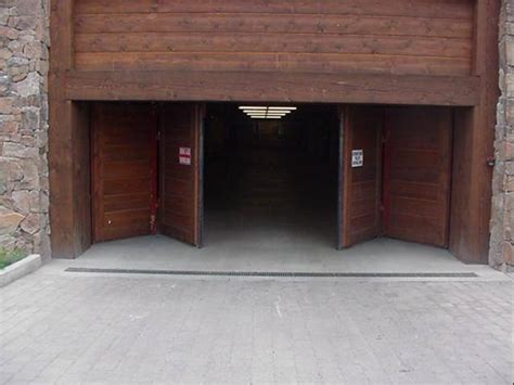 Garage Door Engineering Parking Garages Need Four Fold Doors Door Engineering