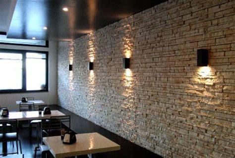 baños decorados con lajas revestimiento de pared imitaci 243 n piedra scaglia asiago by