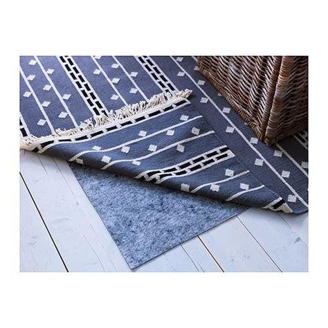 Anti Slip Ikea stopp filt rug underlay with anti slip 165x235 cm ikea