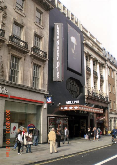 Adelphi Calendar The Adelphi Theatre Project Graphics Image For The