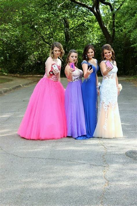 cute prom group picture ideas www pixshark com images