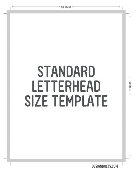 business letterhead size free standard business card size letterhead envelop