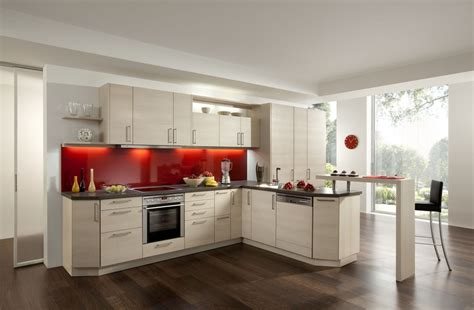 L Shaped Kitchen Island Ideas by Contemporary Kitchens