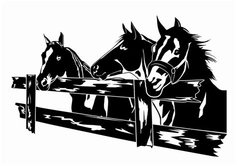 Wall Art Stickers For Nursery wall decals horse corral walltat com art without boundaries