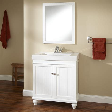 30 bathroom vanity cabinet 30 quot lander vanity white bathroom