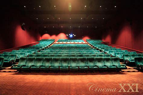 cinema 21 di solo cinema 21 menjadi yang pertama di asia tenggara