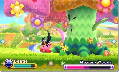 Kaset Kirby Deluxe 3ds Kirby Deluxe Looks Beautiful On The Nintendo 3ds Siliconera