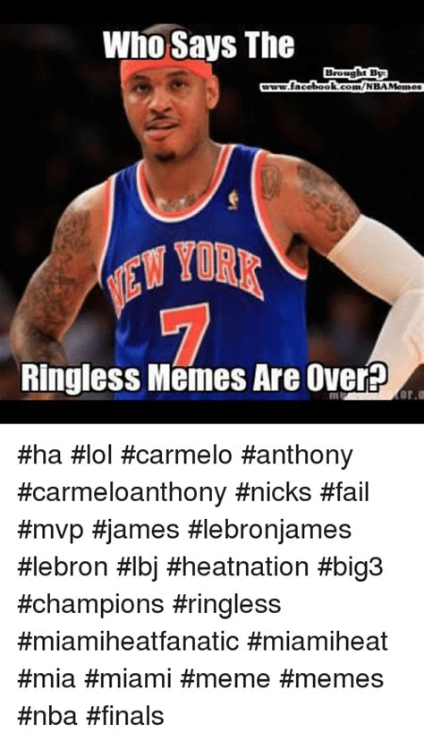 carmelo anthony memes 25 best memes about basketball fail nba and memes