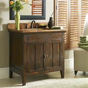 farmhouse bathroom vanities ambella home sink chest cobre farmhouse bathroom