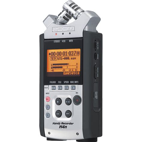 Zoom H4nsp Recorder zoom h4nsp 4 channel handy recorder 2015 zh4nsp b h photo