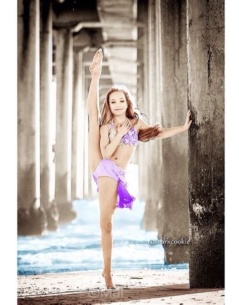 Photographic Locations And Pink Chagne colour change maddie ziegler