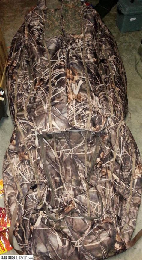 goose hunting layout blinds sale armslist for sale new cabelas goose layout blind