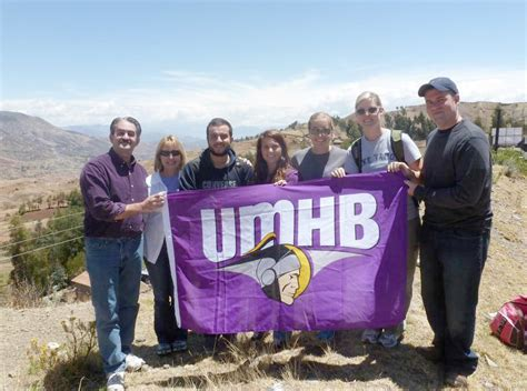 Umhb Mba by Business Students Sew And Seam Memories In Peru