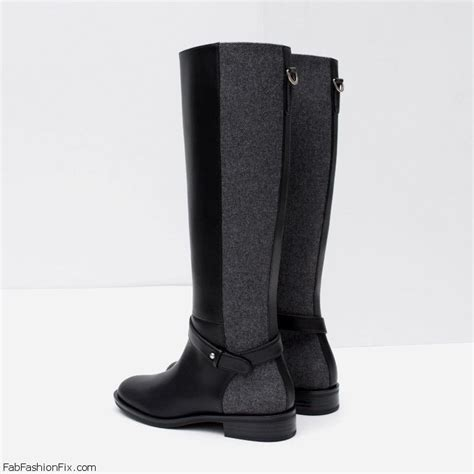 zara boots collection for fall winter 2015 fab fashion fix
