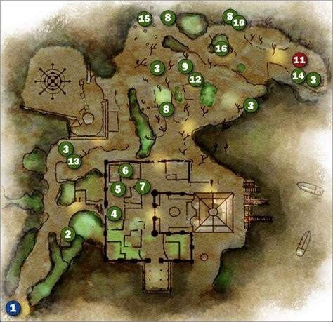 blackmarsh maps dragon age origins awakening game guide walkthrough gamepressurecom