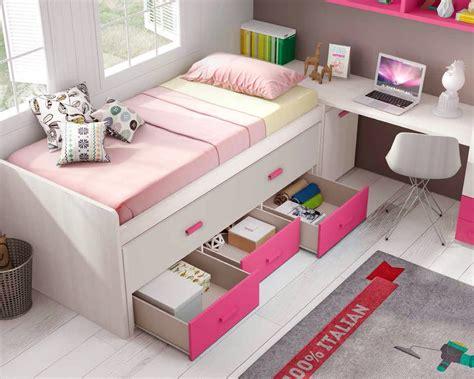chambre fille avec lit superposé couleur chambre fille ado