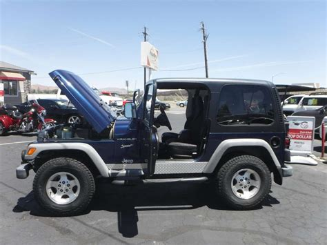 Jeep Wrangler Sport For Sale By Owner 2002 Jeep Wrangler For Sale By Owner At