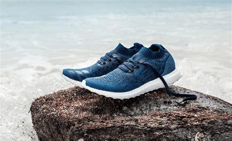 adidas walks plastic into new shoe lines