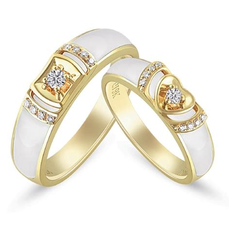 Cincin By Galery the gallery for gt cincin tunangan emas kuning