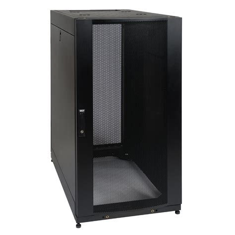 Server Rack Enclosure by Tripp Lite Sr25ub 25u Rack Enclosure Server Cabinet Doors