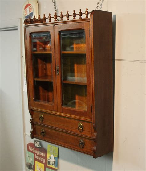 Bargain John S Antiques 187 Blog Archive Antique Oak Wall Antique Cabinets With Glass Doors