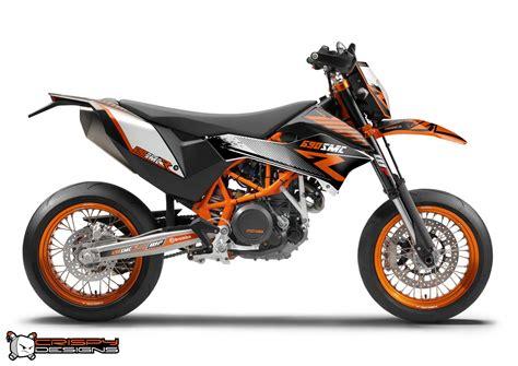 Motorrad Decal Kit by Ktm 690 Smc R R Line Decal Kit Custom Race Number