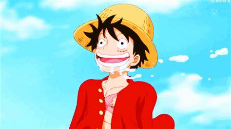 Kaos Anime Monkey D Luffy Diskon gif one de amanda809