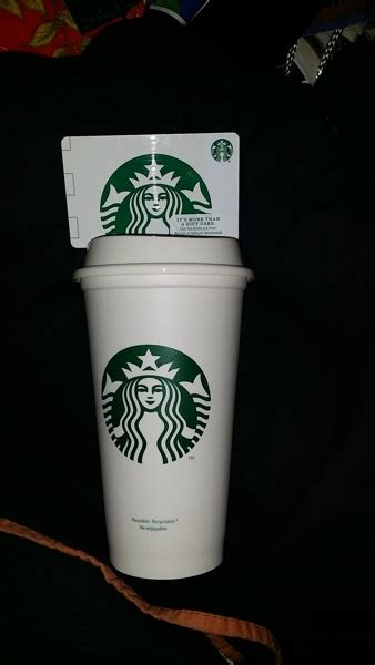 Lids Gift Card Balance - free new starbucks cup n lid matching gift card w a zero balance 5 added wgin
