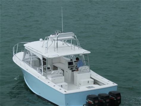 tortuga fishing boat 34 tortuga express finally in the water page 3 the