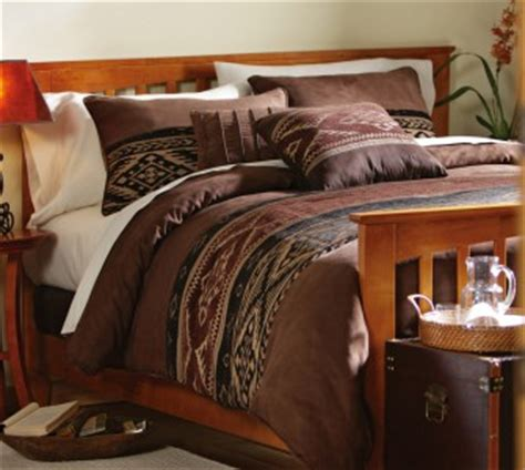southwestern style comforter sets southwestern style queen size comforter set with shams and
