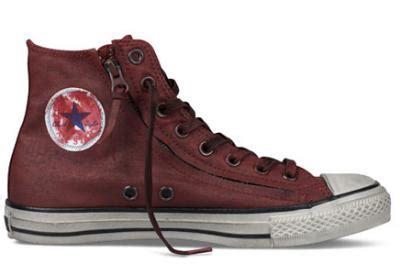 Sepatu Converse All Chili Zip High converse all hi top varvatos chilipepper zip 129644c american athletics