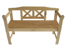 hardwood benches outdoor home wooden 2 seat seater garden bench furniture