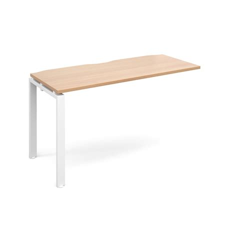 single bench dams adapt ii single bench desk