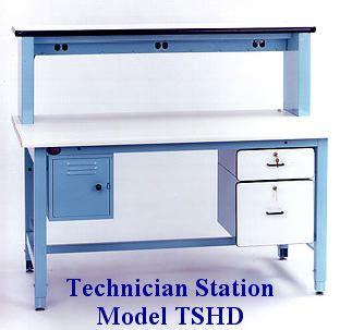 tech work bench ergonomic technician workbench