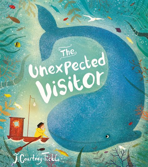 the unexpected visitor by courtney tickle jessica 9781405283656 brownsbfs