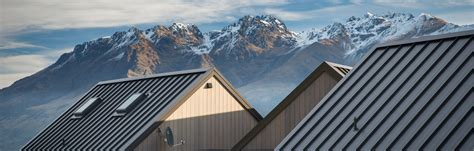 Zinc Tray Roofing - alpine tray freeman roofing new zealand