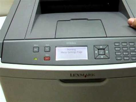 reset nvram lexmark t654 lexmark t650 support and manuals