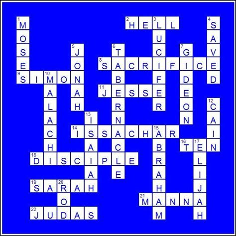 the usa today crossword puzzle book 14 charles preston biblcal crossword puzzle
