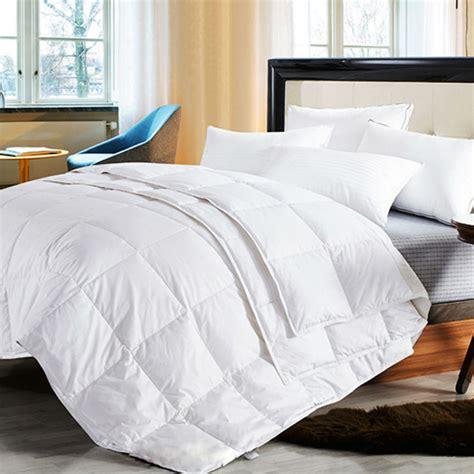 comforter filler four seasons quillts white goose down filler comforter