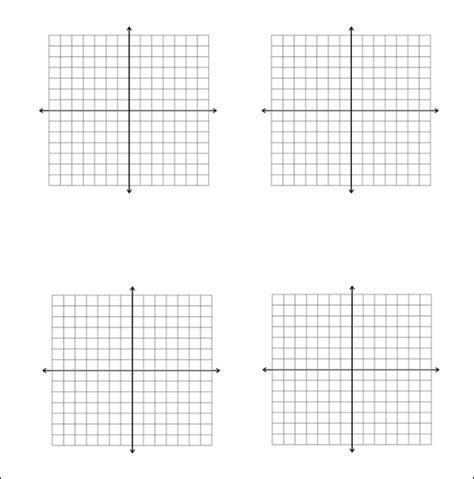 printable algebra graphs graph paper templates print paper templates