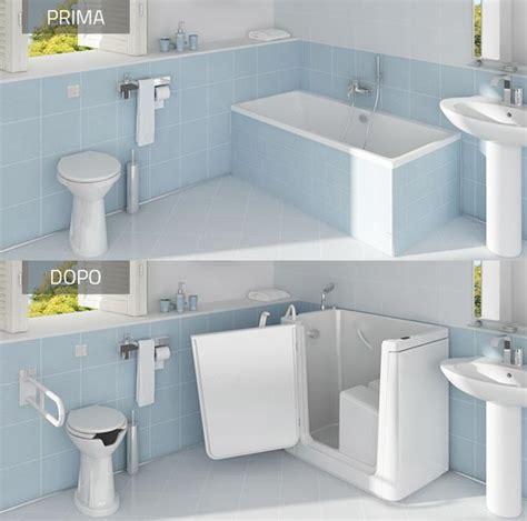 vasca da bagno sportello installazione di vasche con sportello per anziani e disabili