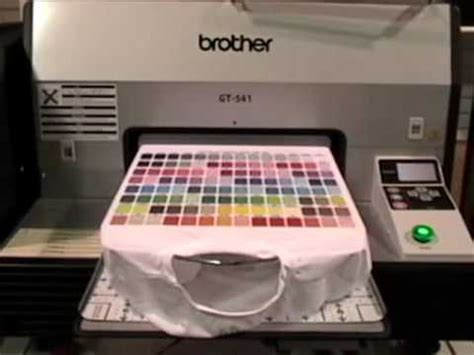 Printer Dtg Fast Print A4 dtg pretreat printing on a4 100 polyester garment using