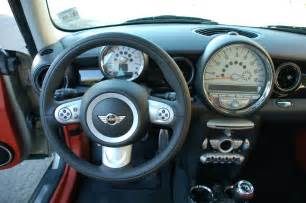 Interior Of Mini Cooper R56 Mini Cooper Interior Shots Photo Gallery Autoblog