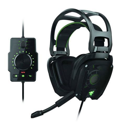 Headset Gaming Razer Tiamat razer tiamat the worlds true 7 1 surround sound gaming headset