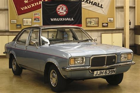 1972 vauxhall victor vauxhall victor fe vx 1800 2300 classic car review