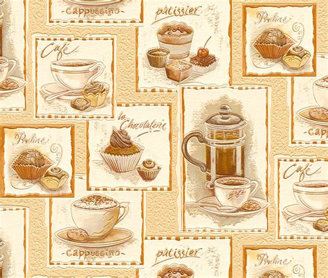 coffee wallpaper for kitchen 823905