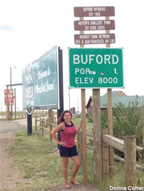 smallest city in us buford wy smallest town in america
