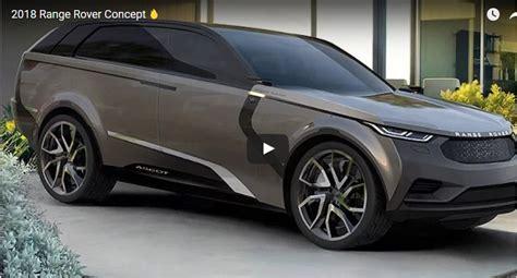 range rover concept 2017 2018 range rover concept dakarinfo